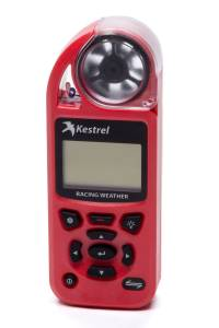 BIONDO RACING PRODUCTS #KES-0851RED Kestrel Weather Analyzer