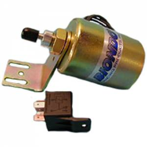BIONDO RACING PRODUCTS #QSE Electric Solenoid - Quarter Stick