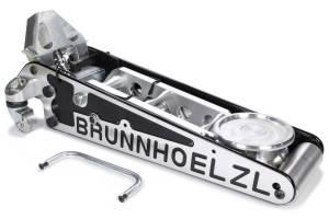BRUNNHOELZL #005-1BK Pro Series Jack 3 Pump