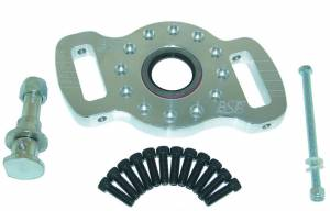 BSB MANUFACTURING #4036 Pinion Bracket Aluminum Dbl. Sided Adjustable