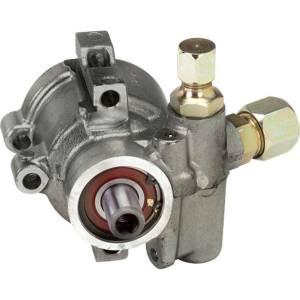 BILLET SPECIALTIES #12020 Power Steering Pump Alum Remote