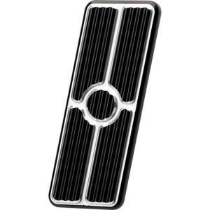 BILLET SPECIALTIES #199265 67-69 Camaro Gas Pedal Pad Black