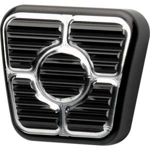 BILLET SPECIALTIES #199665 67-69 Camaro E-Brake Pad Black