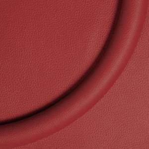 BILLET SPECIALTIES #28605 Steering Wheel Half Wrap Red