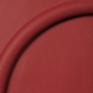 Steering Wheel Red Wrap Leather Half