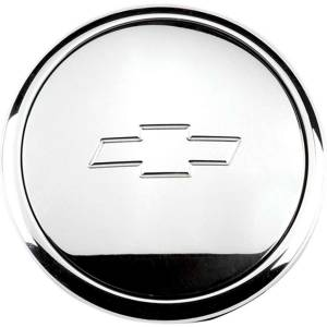 BILLET SPECIALTIES #32320 Bowtie Logo Standard Horn Button