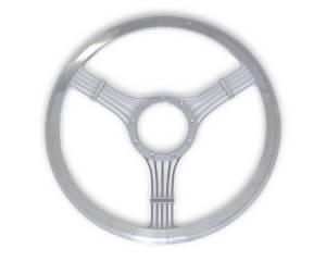 BILLET SPECIALTIES #34925 Steering Wheel 15.5in Banjo