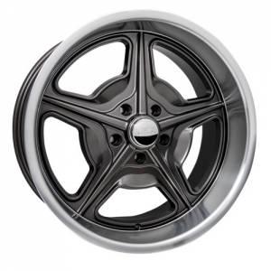 BILLET SPECIALTIES #AC39009 Speedway Wheel 18x8 5x4.75 BC 5.25 Back Spac