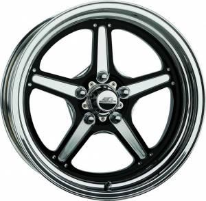 BILLET SPECIALTIES #BRS035706135N Street Lite Black Wheel 15x7 3.5in BS