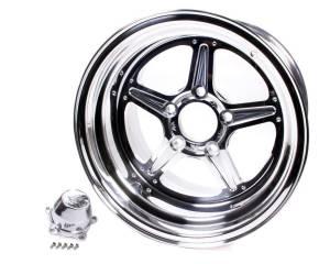 BILLET SPECIALTIES #RS035106575N Street Lite Wheel 15x10 7.5 BS 5x4.5 BC