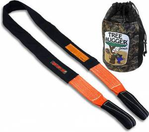 BUBBA ROPE #176006OR Tree Hugger Strap 6ft