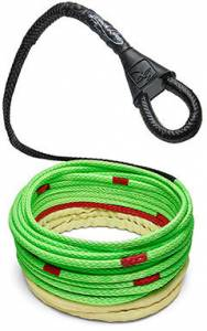 BUBBA ROPE #176756X100 3/8in x 100ft Synthetic Winch Line