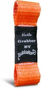 BUBBA ROPE #251610 The Grabber Winch Line Attachment 1in x 1-3/4in