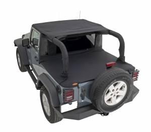 BUSHWACKER #15235 07-18 Jeep Wrangler JK 2Dr Trail Armor Soft Top