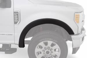 BUSHWACKER #20918-02 08-   Ford Super Duty OE Style Fender Flares 4pc
