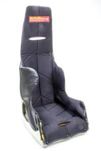 BUTLERBUILT #BUT17120-65-4101 17in Black Seat & Cover