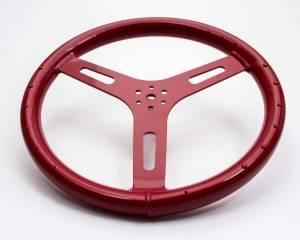 BUTLERBUILT #BBP-2711415F-R 15in 1.250in Tube Flat Alum Wheel Red