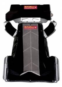 BUTLERBUILT #ADV-18A118-65-4001 18in Seat Advantage II Speedway Black