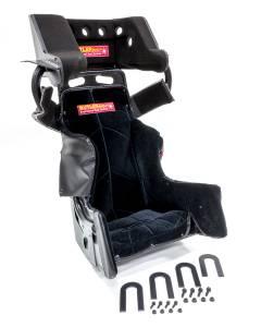 BUTLERBUILT #ADV-14308-03-4001-FB Seat 14-1/2in Sprint Adv Slide Job Flat Black