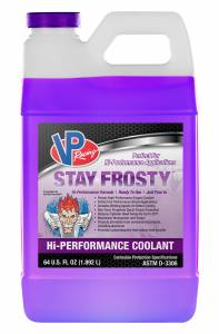 VP FUEL CONTAINERS #2087 Coolant Hi-Perf Stay Frosty 64oz