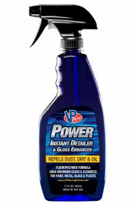 VP FUEL CONTAINERS #2110 VP Power Instant Detailer 17oz