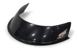 FIVESTAR #040-4100-CF MD3 Air Deflector 3in Carbon Fiber Look