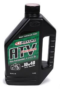 MAXIMA RACING OILS #33901S ATV Premium 4T 10w40 1 Liter