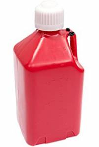 SCRIBNER #2020R Utility Jug 3 Gallon - Red