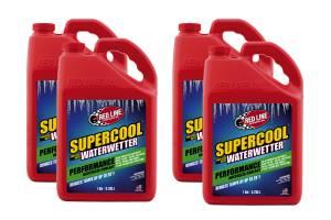 REDLINE OIL #81215 CASE/12 Supercool Performance Coolant Case 4x1 Gallon