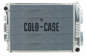COLD CASE RADIATORS #CHC11 67-69 Camaro BB / Firebi rd MT