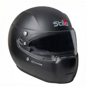 STILO #AA0711AH4P54 Helmet ST5 Black X-Small CMR 2016 Karting