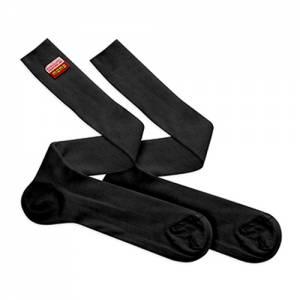 MOMO AUTOMOTIVE ACCESSORIES #MNXLSCTBKM00 Comfort Tech Socks Black Medium
