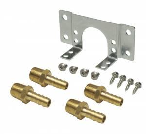 DERALE #13026 Fluid Control T-stat Mnt Kit (Fits P/N: 13011/25