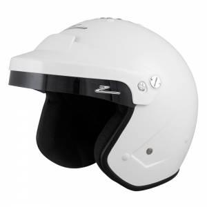 ZAMP #H773001M Helmet RZ-18 Medium White SA2020