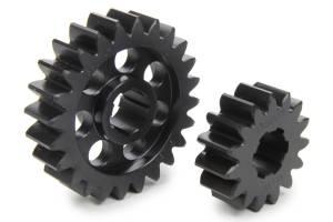 SCS GEARS #614 Quick Change Gear Set 6 Spline