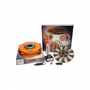 CENTERFORCE #KDF355216 Dual Friction Clutch Kit GM 11in 1.125-10 Spline