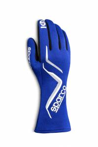 SPARCO #00135711EB Glove Land Large Blue