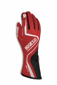 SPARCO #00131513RSNR Glove Lap XX-Lrg Red / White