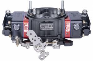 FST PERFORMANCE CARBURETOR #41650BB-1 Carburetor  650 CFM Billet Extreme CNC