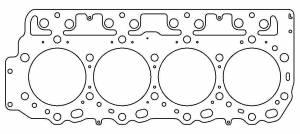 COMETIC GASKETS #C5884-045 4.100 MLS Head Gasket LH - GM 6.5L Diesel