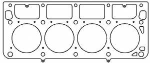 COMETIC GASKETS #C5986-051 4.100 MLX Head Gasket .051 - GM LS 6.2L LH