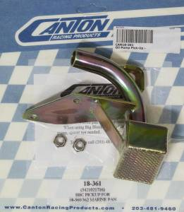 CANTON #18-361 Oil Pump Pick-Up - For 18-360 & 18-362 Pans
