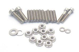 CANTON #22-304 Oil Pan Stud Kit - Dart LS Next Block