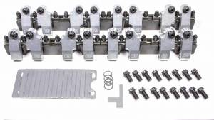 T AND D MACHINE #2251-170/160 SBC Shaft Rocker Arm Kit - 1.7/1.6 Ratio