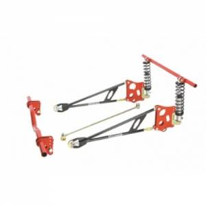 CHASSIS ENGINEERING #C/E3634 Ladder Bar Suspension Kit w/Shocks