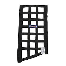 CHASSIS ENGINEERING #C/E4030 Funny Car Window Net - Black