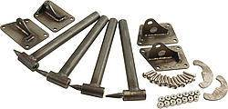 CHASSIS ENGINEERING #C/E4121 L/W Door Hinge Kit - 2-pc. (Pair)