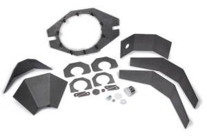 CHASSIS ENGINEERING #C/E4210 Ford 9in Housing Kit Mild Steel UnWelded
