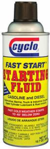 CYCLO #C100 10.7 Oz Starting Fluid