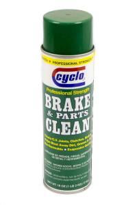 CYCLO #C32 18 Oz. Brake Cleaner Green